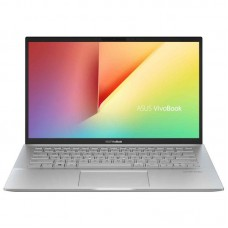 "Ноутбук Asus S431FL-EB053 (90NB0N64-M01710); 14"" FullHD (1920x1080) IPS LED матовый / Intel Core i5-8265U (1.6 - 3.9 ГГц) / RAM 8 ГБ / SSD 512 ГБ / nVidia GeForce MX250, 2 ГБ / без ОП / Wi-Fi / BT / веб-камера / без ОС / 1.4 кг / серебристый / подсве"