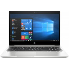 "Ноутбук HP ProBook 455R G6 (5JC19AV_V6); 15.6"" FullHD (1920x1080) IPS LED глянцевый антибликовый / AMD Ryzen 5-3500U (2.1 - 3.7 ГГц) / RAM 16 ГБ / SSD 512 ГБ / AMD Radeon Vega 8 / без ОП / LAN / Wi-Fi / BT / веб-камера / DOS / 2.0 кг / серебристый /"