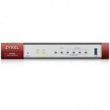 Межсетевой экран Zyxel ZyWALL VPN50, 1xWAN, 4xLAN/DMZ, 1хUSB3.0, 1xSFP
