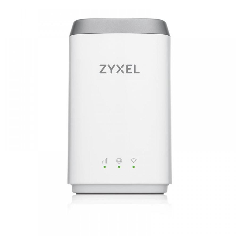 Беспроводной маршрутизатор ZYXEL LTE4506-M606 (LTE4506-M606-EU01V2F) (AC1200, 1xGE LAN, 1xSim, LTE cat6)