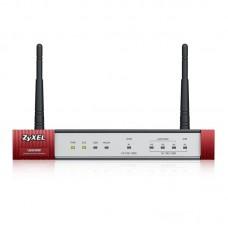 Межсетевой экран ZYXEL USG40W (USG40W-EU0102F) (N300, 1xWAN, 3xLAN/DMZ, 1хUSB, 1хOPT)