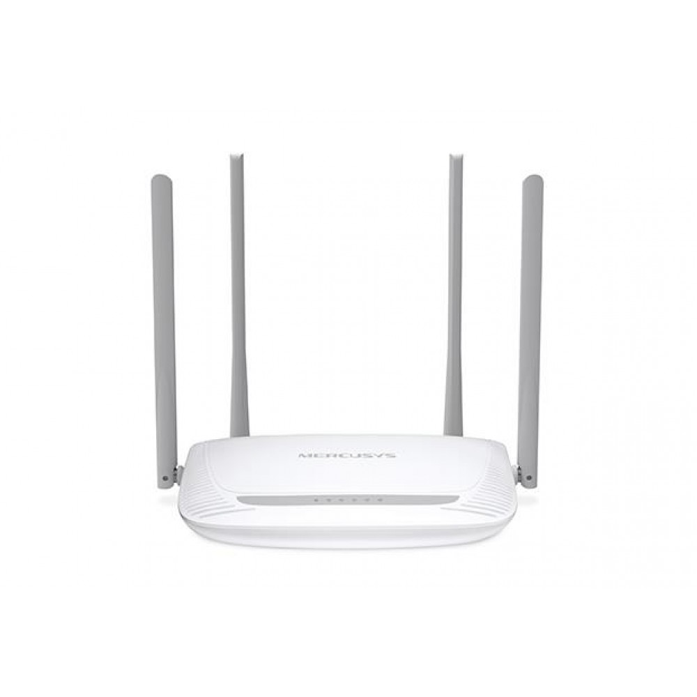 Беспроводной маршрутизатор Mercusys MW325R (N300, 1хFE WAN, 3хFE LAN , 4 антенны)