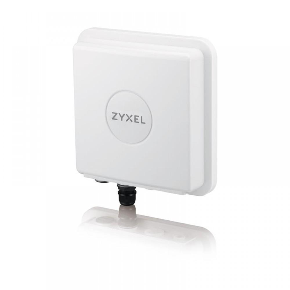 Беспроводной маршрутизатор ZYXEL LTE7460-M608 (LTE7460-M608-EU01V3F) (1xSim, LTE cat6, IP65, уличный, 2 антенны по 8dBi)