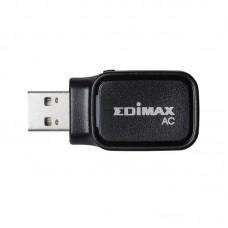 Беспроводной адаптер Edimax EW-7611UCB (AC600, Wi-Fi & Bluetooth 4.0, mini)