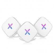 WiFi Mesh система ZYXEL Multy U (WSR30-EU0301F) (AC2100, 1xGE WAN, 1xGE LAN, Tri-Band, MU-MIMO, MESH, BLE 4.1, 6 антенн, 3-pack)