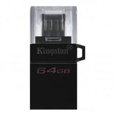 Флеш-накопитель USB3.2 64GB OTG Kingston DataTraveler microDuo3 G2 (DTDUO3G2/64GB)