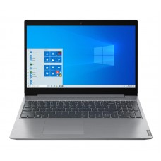 "Ноутбук Lenovo IdeaPad 3 15IIL (81WE00Q2RA); 15.6"" FullHD (1920x1080) TN LED матовый / Intel Core i3-1005G1 (1.2 - 3.4 ГГц) / RAM 8 ГБ / SSD 256 ГБ / nVidia GeForce MX330, 2 ГБ / нет ОП / Wi-Fi / Bluetooth / веб-камера / DOS / 1.85 кг / серый"