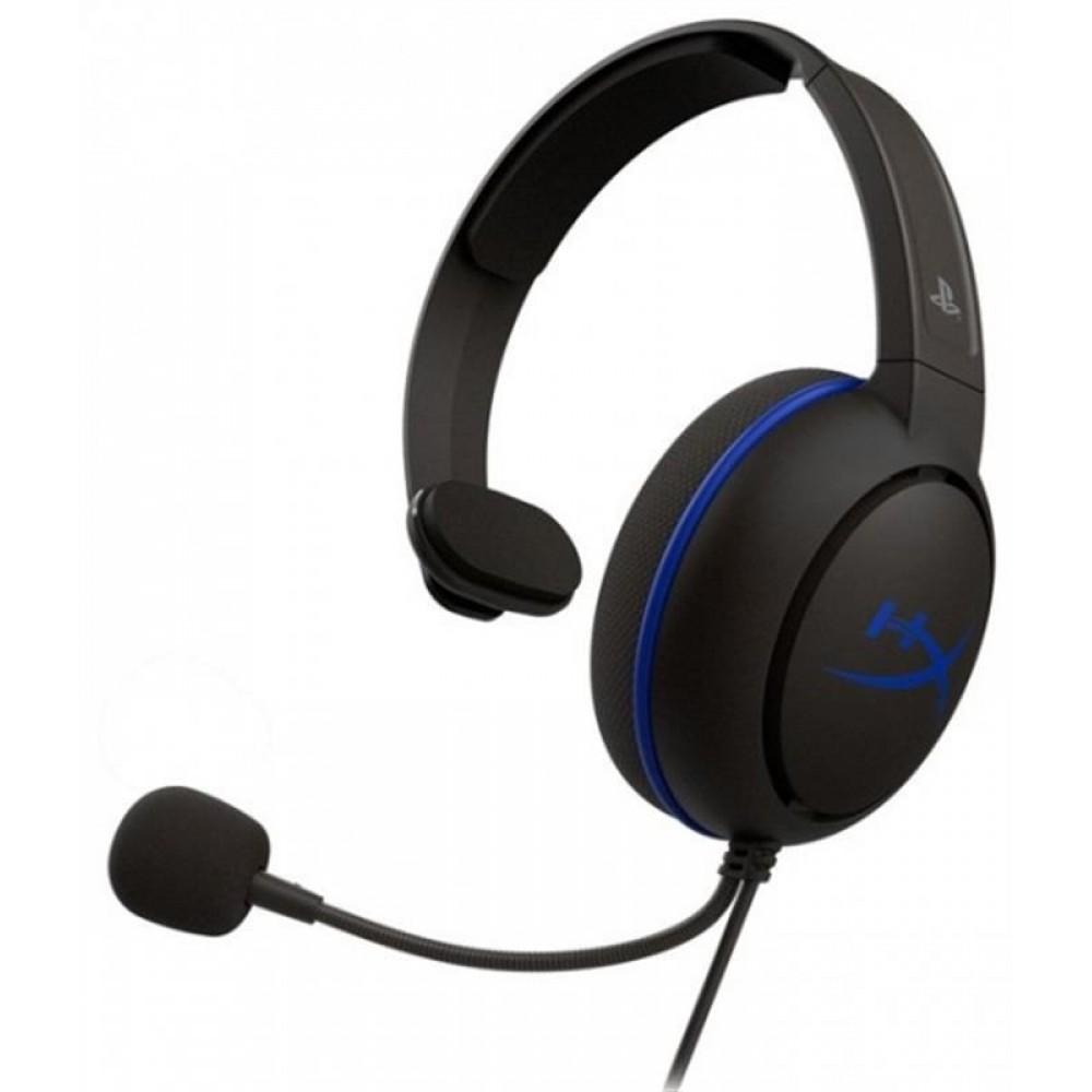Гарнитура Kingston HyperX Cloud Chat Headset for PS4 Black (HX-HSCCHS-BK/EM)