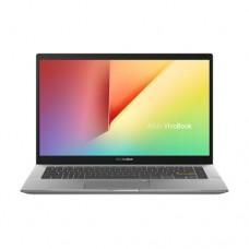 """Ноутбук Asus S433FA-EB029 (90NB0Q04-M07680); 14"""" FullHD (1920x1080) IPS LED матовый / Intel Core i5-10210U (1.6 - 4.2 ГГц) / RAM 8 ГБ / SSD 512 ГБ / Intel UHD Graphics / нет ОП / Wi-Fi / BT / Without OS / 1.4 кг / черный / подсветка клавиатуры"""