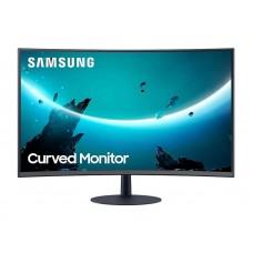 "Монитор Samsung 27"" C27T550FDI (LC27T550FDIXCI) VA Black Curved; 1920х1080, 4 мс, 250 кд/м2, HDMI, D-Sub, DisplayPort, динамики 2х5 Вт"