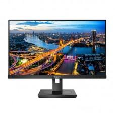 """Монитор Philips 23.8"""" 242B1/00 IPS Black; 1920x1080, 250 кд/м2, 4 мс, HDMI, DVI, DisplayPort, D-Sub, 4хUSB3.2, динамики 2х2 Вт"""