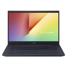 "Ноутбук Asus X571LH-BQ073 (90NB0QJ1-M02590); 15.6"" FullHD (1920x1080) IPS LED матовый / Intel Core i7-10750H (2.6 - 5.0 ГГц) / RAM 16 ГБ / SSD 512 ГБ / nVidia GeForce GTX1650, 4 ГБ / без ОП / Wi-Fi / BT / веб-камера / LAN / Endless OS / 2.0 кг / черн"