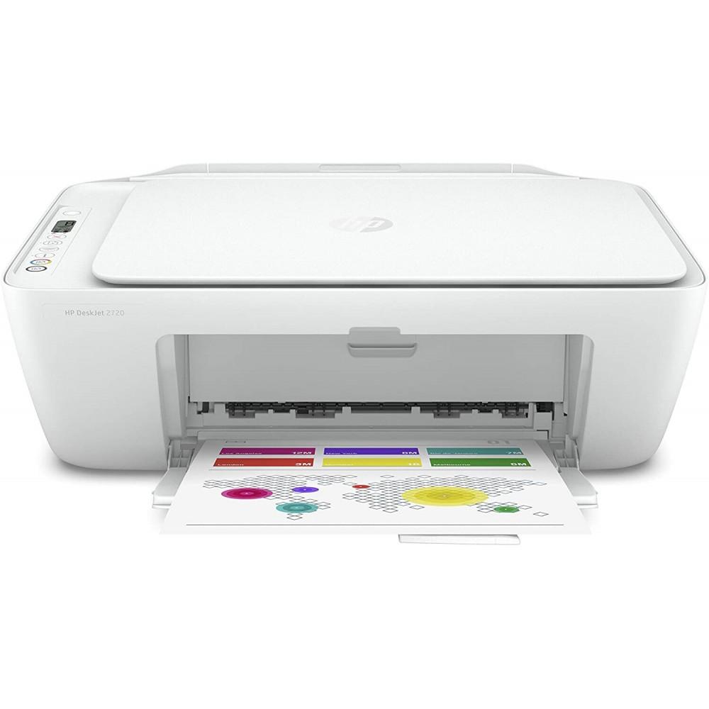 МФУ A4 цв. HP DeskJet 2720 c Wi-Fi  (3XV18B)