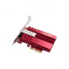 Сетевой адаптер Asus XG-C100F 1xSFP+ 10Gb PCIe