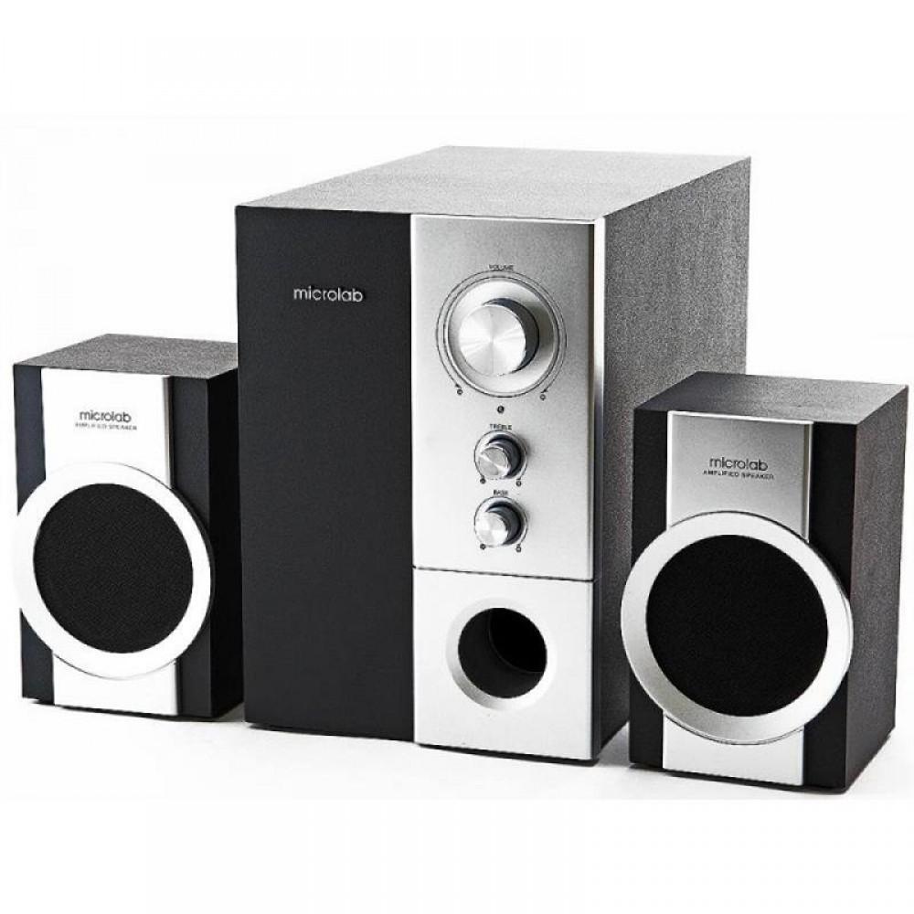 Акустическая система Microlab M-590(11) Black/Silver