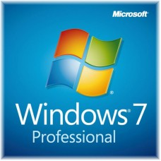 MS Windows 7 Professional SP1 64-bit Russian DVD OEM (FQC-08297)