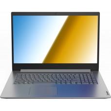 "Ноутбук Lenovo V17 (82GX008VRA); 17.3"" (1600x900) TN LED матовый / Intel Core i5-1035G1 (1.0 - 3.6 ГГц) / RAM 8 ГБ / SSD 256 ГБ / Intel UHD Graphics G1 / нет ОП / Wi-Fi / BT / веб-камера / DOS / 2.2 кг / серый"