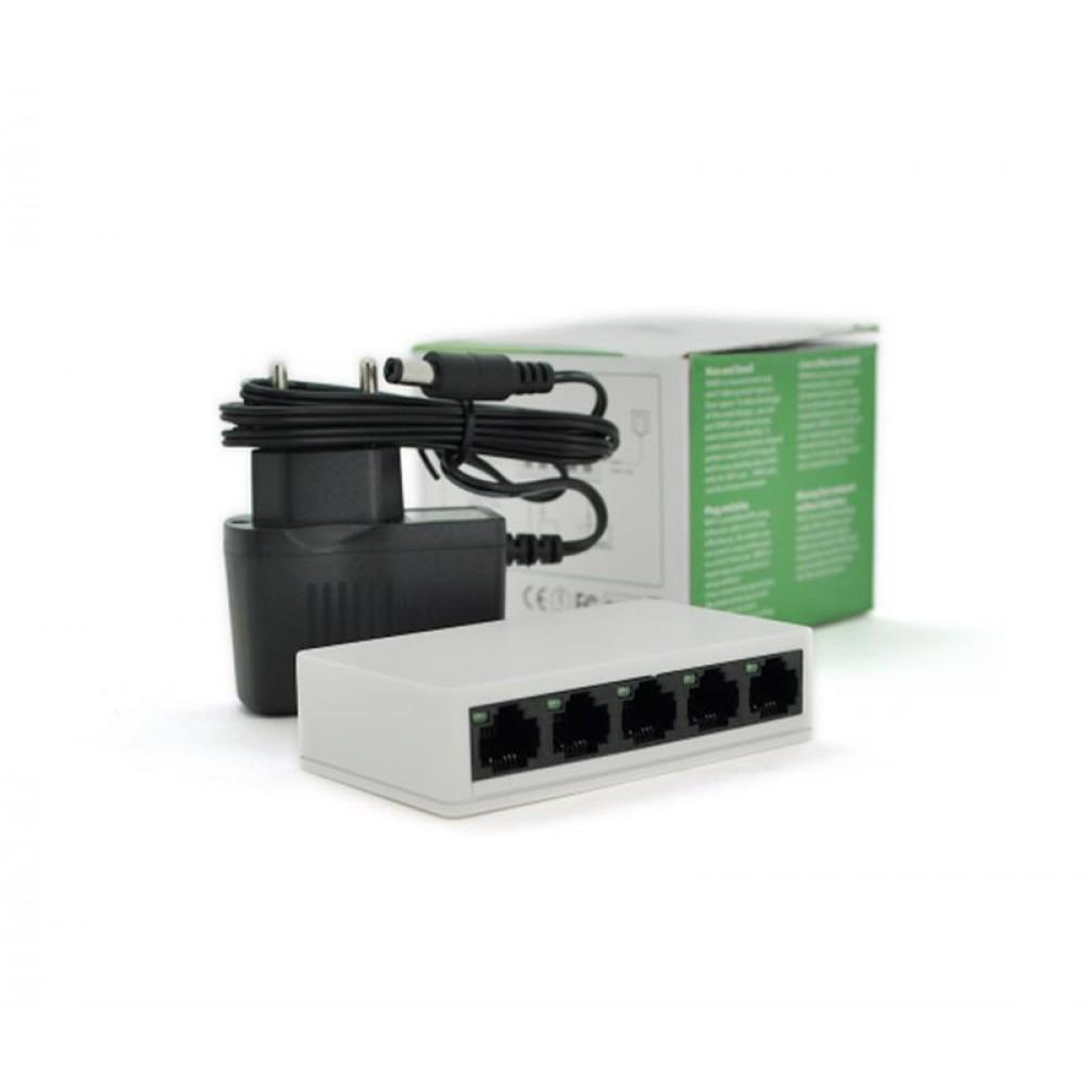 Коммутатор Voltronic PIX-LINK LV-SW05