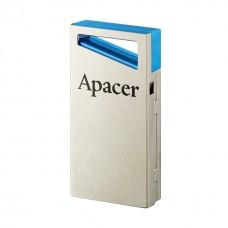 Флеш-накопитель USB3.2 64GB Apаcer AH155 Gold/Blue (AP64GAH155U-1)