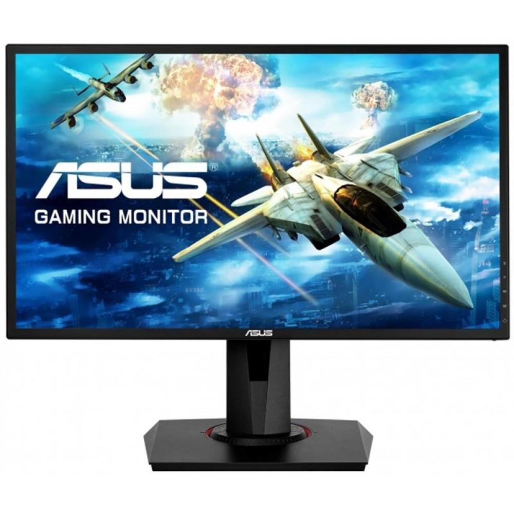 """Монитор ASUS 24"""" VG248QG Black 165Hz; 1920x1080, 1 мс, 350 кд/м2, DisplayPort, HDMI, DVI, динамики 2х2 Вт"""