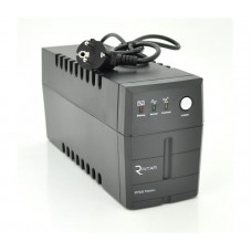 ИБП Ritar RTP625 Proxima-L 375 W, Lin.int., AVR, 2xeuro, пластик (RTP625L/05845)