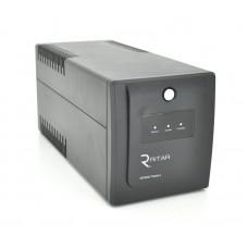 ИБП Ritar RTP1500 Proxima-L 900W, Lin.int., AVR, 4xSchuko, пластик (RTP1500L/05849)