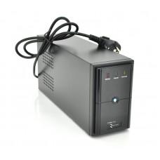ИБП Ritar E-RTM1500 ELF-L 900W, Lin.int., AVR, 3xSchuko, металл (E-RTM1500L/07859)