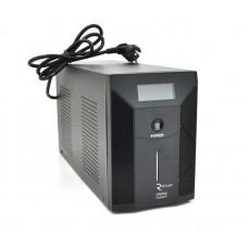ИБП Ritar RTM2000 Proxima-D LCD 1200W, Lin.int., AVR, 3xSchuko, USB, металл (RTM2000D/05864)