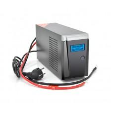 ИБП Ritar RTSW-600 LCD, Lin.int., 1xSchuko, металл (RTSW-600 D12/07387)