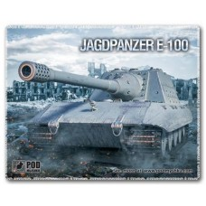 Коврик для мыши Podmyshku Танк Jagdpanzer E-100