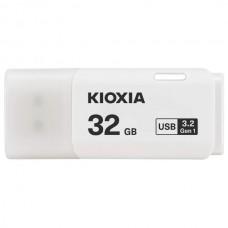 Флеш-накопитель USB3.2  32GB Kioxia TransMemory U301 White (LU301W032GG4)