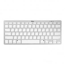 Клавиатура Trust Nado BT White (23746)