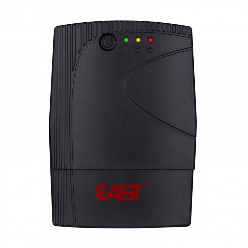 ИБП East EA-650 Schuko, Lin.int, 2 х Shucko, пластик (05900092)