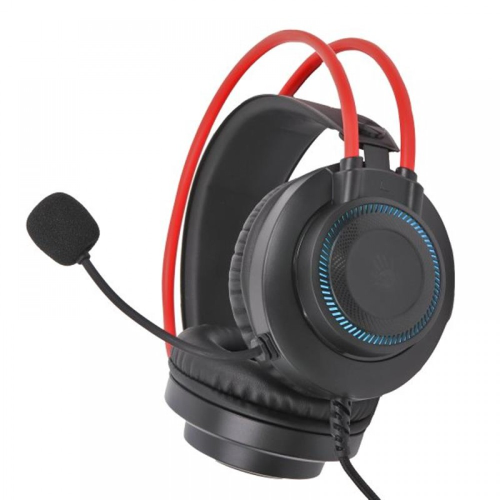 Гарнитура A4Tech Bloody G200S Black/Red