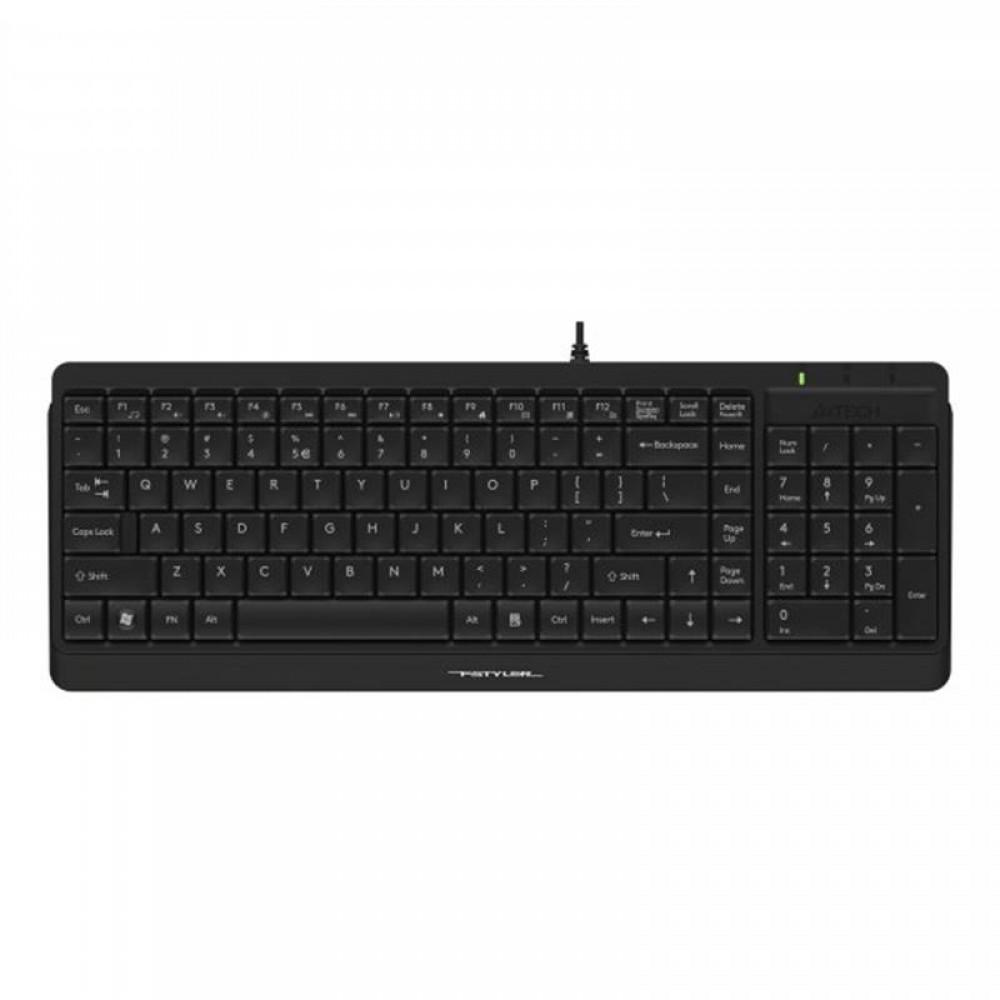 Клавиатура A4Tech Fstyler FK15 Black USB