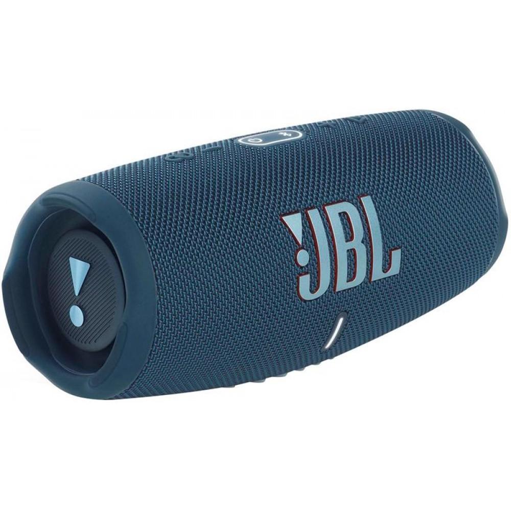 Акустическая система JBL Charge 5 Blue (JBLCHARGE5BLU)