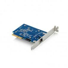 Сетевой адаптер Zyxel XGN100C (XGN100C-ZZ0101F) (PCI Express 3.0, 1x1/2,5/5/10G RJ-45)