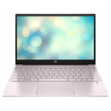 "Ноутбук HP Pavilion 14-dv0045ua (437J5EA); 14"" FullHD (1920x1080) IPS LED матовый / Intel Pentium G7505 (2.0 - 3.5 ГГц) / RAM 4 ГБ / SSD 256 ГБ / Intel UHD Graphic / нет ОП / Wi-Fi / BT / веб-камера / DOS / 1.41 кг / розовый"