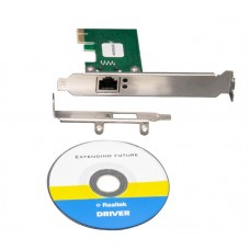 Сетевой адаптер Frime NCF-GbLanRTL01.LP (1xGE)
