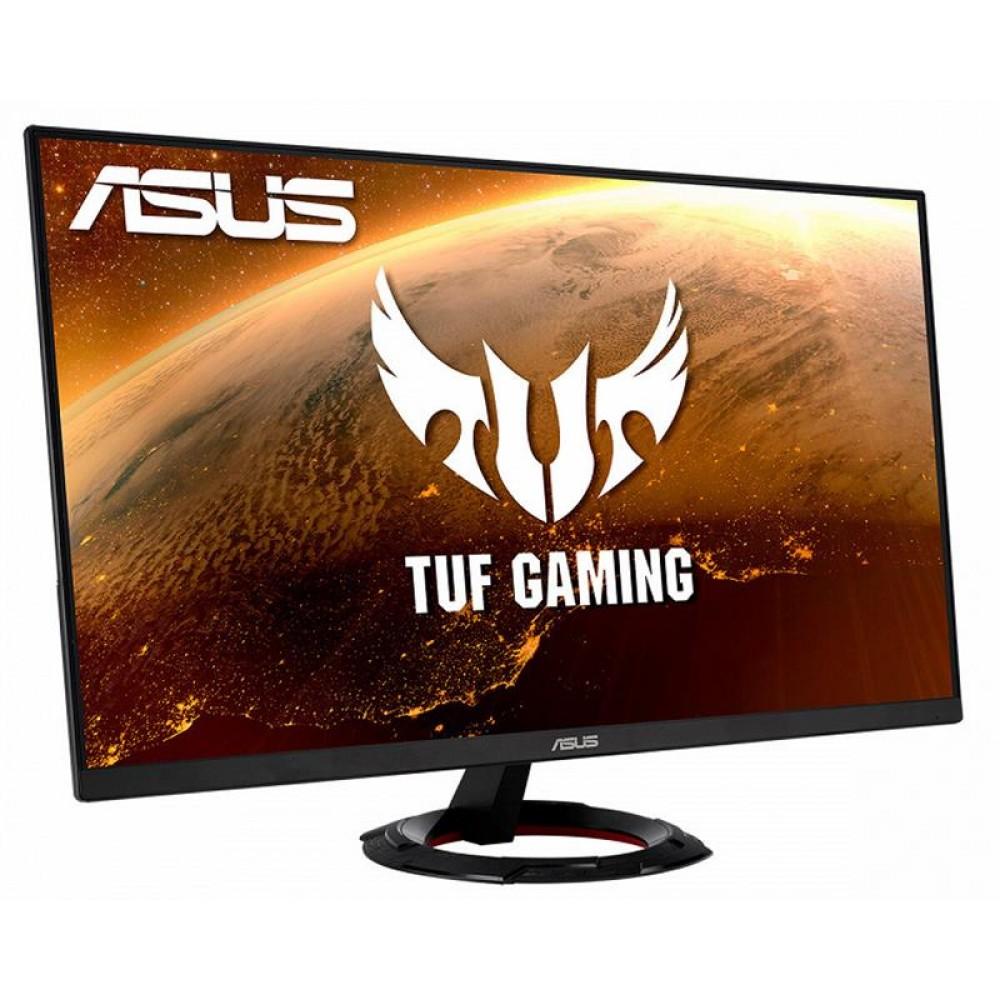 Монитор ASUS VG279Q1R IPS Black; 1920x1080 (144 Гц), 1 мс, 250 кд/м2, 2хHDMI, DisplayPort, динамики 2х2 Вт