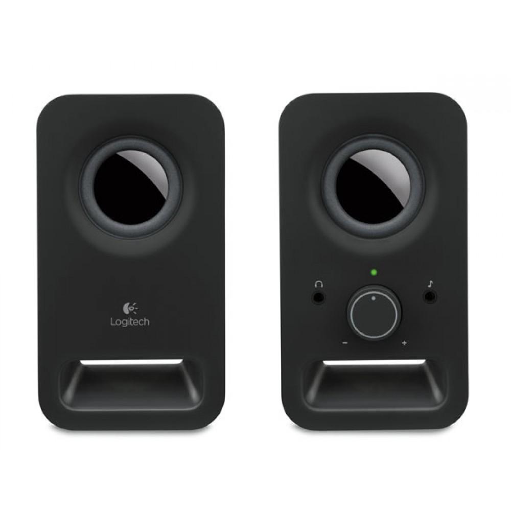 Акустическая система Logitech Z150 Black (980-000814)