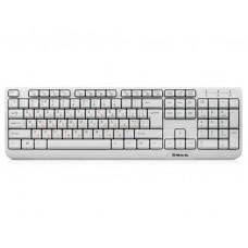 Клавиатура REAL-EL Standard 500 White USB