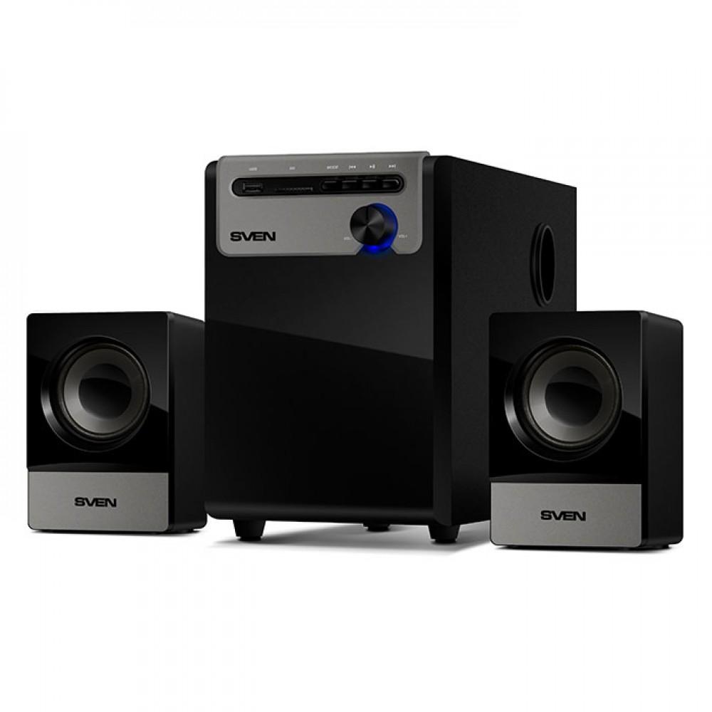 Акустическая система Sven MS-110 Black