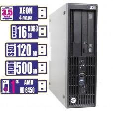 Рабочая станция HP Z230 SZ230v1