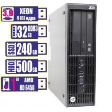 Рабочая станция HP Z230 SZ230v3