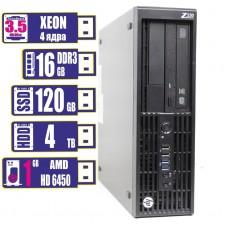 Рабочая станция HP Z230 SZ230v4