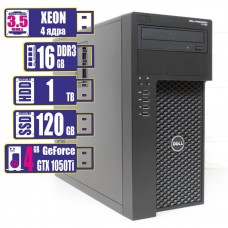 Игровой компьютер Dell Precision T1700 GT1700v1