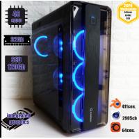Рабочая станция DK™ Blue Moon e5-2697v2 x2/32 GB/SSD 120 GB