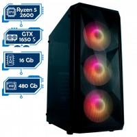 Игровой компьютер Дон Кармани NG Ryzen 5 2600 X7