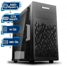 Игровой компьютер Дон Кармани NG Ryzen 5 5600X D1